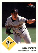 2003 Fleer Tradition #263 Billy Wagner NM-MT Astros - $0.99