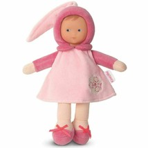 Corolle Miss Pink Cotton Flower Baby Doll Y3932-0