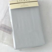 Ralph Lauren Pillowcases Dunham Sateen Standard  Dove Gray -300 Thread C... - $43.76
