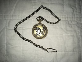 Vintage Armitron ACME Tasmanian Devil Pocket Watch Quartz - $15.00