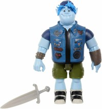 Disney and Pixar's Onward Core Figure Barley Character Action Figure Rea... - $11.64