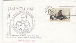 APOLLO 17 LAUNCH DAY-PEARL HARBOR DAY CAPE CANAVERAL FL DECEMBER 7 1972 - $1.78
