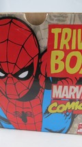 Marvel Comics Trivia Box. 3 Decks of Sealed Cards. - $6.93