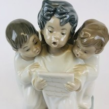Lladro Figurine #4542 Angels' Group, Group of 3 Singing Angels - Retired - $98.01