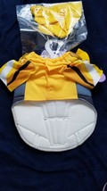Bumblebee Transformers Pet Dog Costume Small Or Large Rubie's Brand Black Yellow image 2