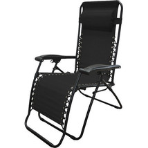 Patio Gravity Chairs Two Pack Blue Camping Deck... - $129.07
