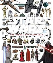 Star Wars Visual Encyclopedia [Hardcover] Cole Horton and Adam Bray - $39.60