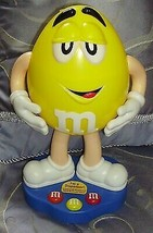M&M yellow Candie Dispencer - $17.77