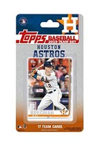 Houston Astros 2019 Topps Factory Sealed Special Edition 17 Card Team Se... - $11.68