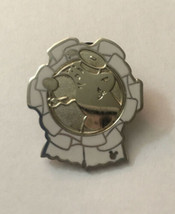 Disney Pin Silver And White - $3.80