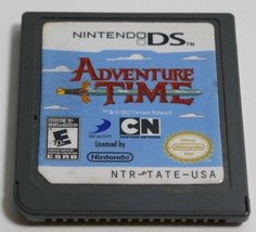 Adventure Time: Hey Ice King Why'd You Steal Our Garbage (Nintendo DS, 2... - $9.89