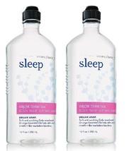 Bath & Body Works Sleep Night Time Tea Body Wash & Foam Bath 10 Oz 2 Pack - $63.48