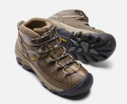 Keen Targhee II Mid Top Sz 8 M (B) EU 38.5 Women's WP Trail Hiking Boots 1004114