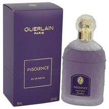 Insolence By Guerlain Eau De Parfum Spray (new Packaging) 3.3 Oz For Women - $96.25