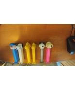 PEZ Peanuts Dispensers Set of 6-Charlie,Snoopy, Woodstock & Joe Cool. Lo... - $14.03