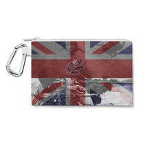 SAS Special Forces Inspired Canvas Zip Pouch - $15.99+