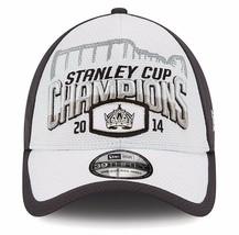 NHL Los Angeles Kings 2014 Stanley Cup Championship Locker Room Cap New Era Hat