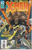Marvel The Amazing X-Men #4 The Age Of Apocalypse Mutant War Action - $2.95