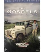 The Gospels Extraordinary Life of Jesus of Nazareth 3 DVD Set w/Dave Stotts-NEW - $261.43