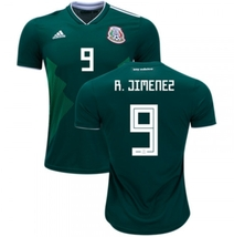 NWT MÉXICO WORLD CUP RAUL JIMENEZ FAN HOME JERSEY  - $54.99
