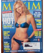 Laura Prepon, Sylvester Stallone, Kobe vs Shaq @ Maxim Nov 2004 - $7.95