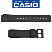 Casio Original Watch Band Black Rubber MQ-104 MQ-24 MQ-71 MQ-76 MQ-25 W-76 - $11.45