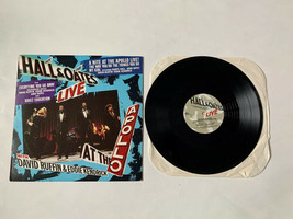 Daryl Hall & John Oates A Night at the Apollo Live Record LP 1985 RCA - $3.35