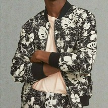 Levi's® Meade & Crafted 292560001 Cotton Blend Floral Print Bomber Jacket - $159.20