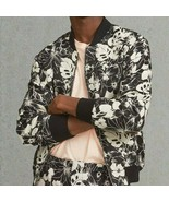 Levi's® Meade & Crafted 292560001 Cotton Blend Floral Print Bomber Jacket - $398.00