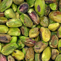 PISTACHIOS SHELLED KERNELS ROASTED UNSALTED, 1LB - $21.42