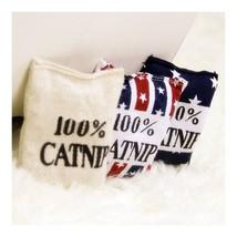 2pcs Cat Pet Toy Big Pillow Catnip Sachet - $8.54
