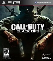 Call Of Duty: Black Ops (Sony PlayStation 3, PS3, 2010) Activision, Treyarch - $8.90
