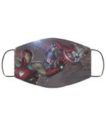 Iron Man Captain America Thor Face Mask Artwork FMA Face Mask - $13.95+