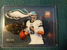 2012 NICK FOLES ROOKIE PANINI ELITE #26  385/399   - $10.89