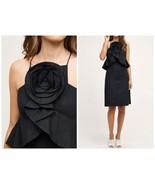Anthropologie Nightrose Dress Vineet Bahl $298 Sz 00 - NWT - $101.99