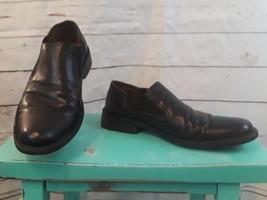 Cole Haan Black Mens Slip on Loafers Men's Size 8 - $23.09