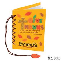Fun Express Give Thanks Prayer Journal Craft Kit - $12.49