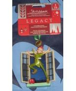 ERROR Disney 2018 Peter Pan & Tinkerbell Legacy Sketchbook Ornament. New - $24.20