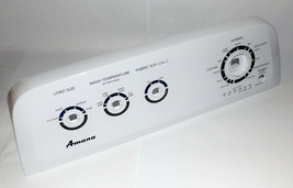 Amana Washer : Control Panel Housing (W10429631 / WPW10429631) {P4188} - $67.35
