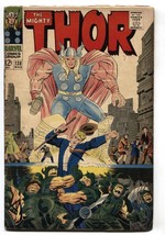 Thor #138 1966 comic book- Jack Kirby- Marvel Silver Age G- - $18.62