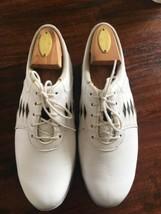FOOTJOY Womens Golf Shoes - FJ Summer Series Medium White Style 98810 SIZE 7.5 image 2