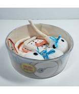 Spermatozoon 3 Plush Sperm in Petri Dish by Giant Microbe Pregnancy Reve... - $29.99