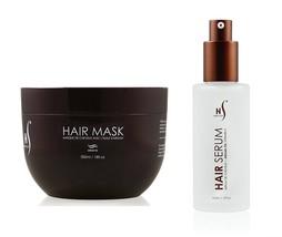 Herstyler Argan Oil Hair Serum and Hair Mask - $17.99