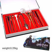 Harry Potter Hermione Dumbledore Sirius Voldemort Fleur Magic Wands Keyc... - $19.79