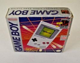 Original Nintendo Game Boy (Box Only) Gameboy (NO HANDHELD) - $24.74