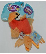 Ganz Brand Lil Webkins HS516J2A Adopt A Pet Tomato Color Plush Clown Fish - $10.99