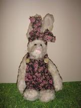 Boyds Bears Plush Hannah Easter Bunny Rabbit - $12.99