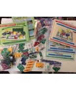 Snap Circuits Electronics Mixed Piece Lot Green Energy Plus More - $54.45
