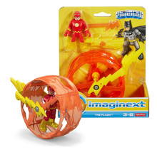 imaginext DC Super Friends The Flash & Cycle New in Box - $15.88