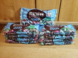 Lot of 9 Hershey's Easter Milk Chocolate Candy Eggs 18 Oz Per Bag 162 oz... - $20.99